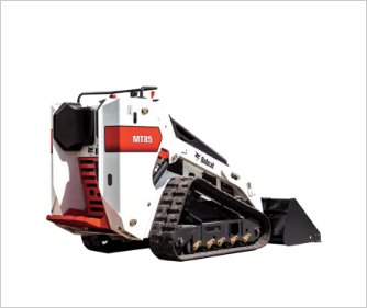 Bobcat mini track loader