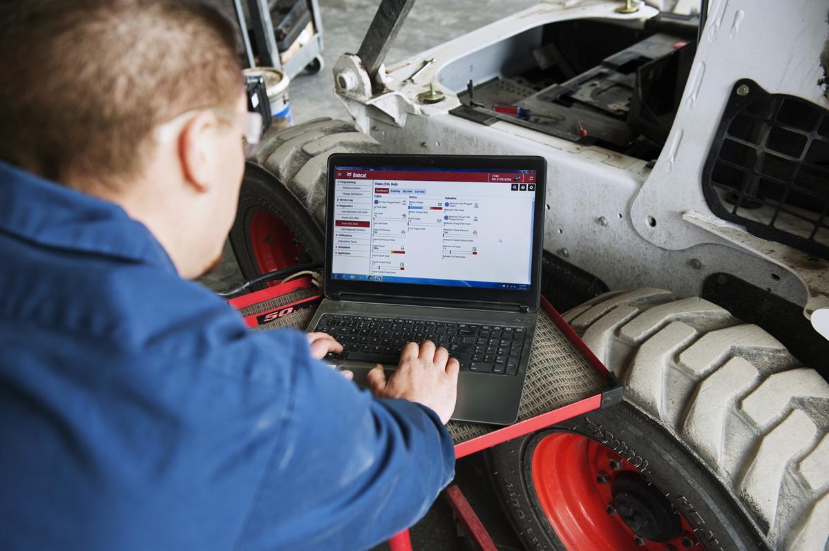 Bobcat Service Technician